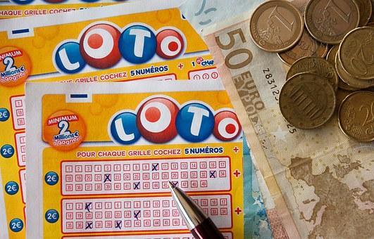 lotterier i sverige
